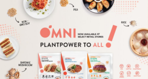 OmniFoods across the US - food tech news in Asia