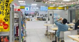 Bilibee convenience stores extend its coffee offering - food tech news in Asia